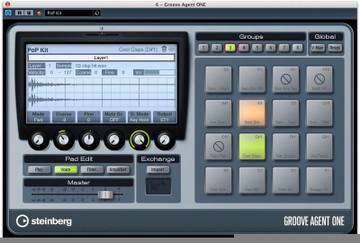 Grooveagentone