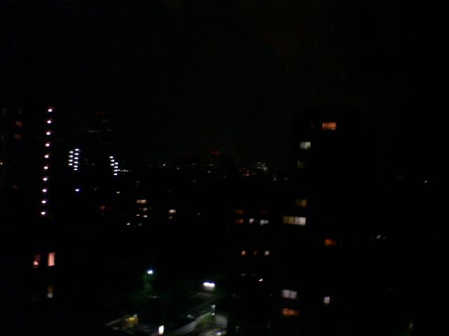 東京は暑い